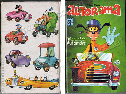 capa manual automóvel